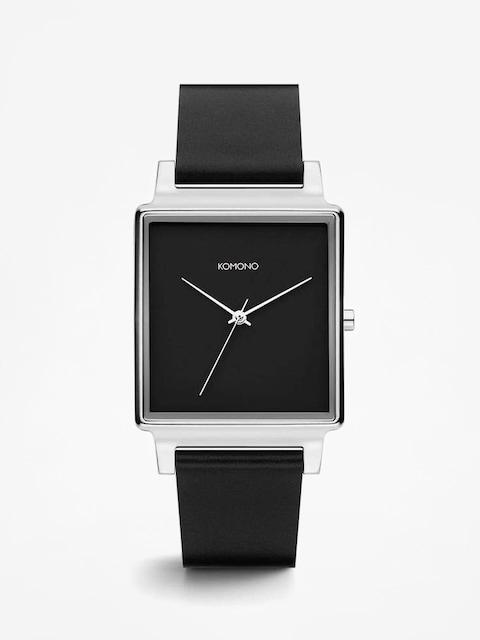 Zegarek Komono Konrad (black/silver classic)