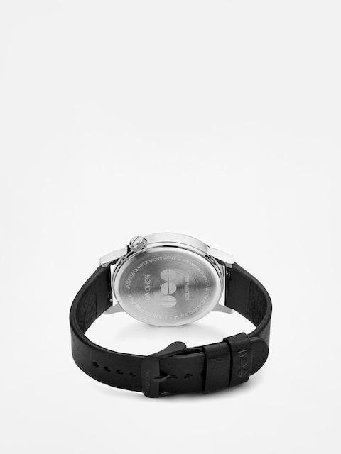 Zegarek Komono Winston Subs (black/silver)