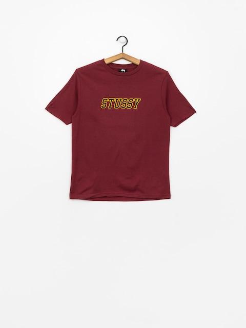 T-shirt Stussy College Tee Wmn