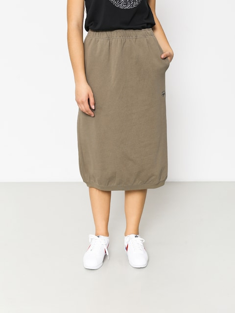 Spódnica Stussy Scout Wmn (taupe)