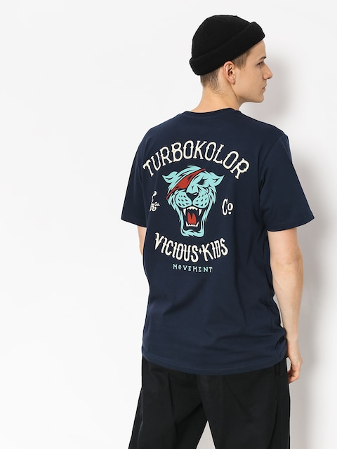 T-shirt Turbokolor Vicious Kids