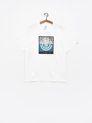 T-shirt Element Reroute (optic white)