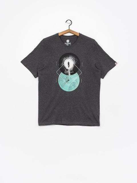 T-shirt Element Ripples (charcoal heather)
