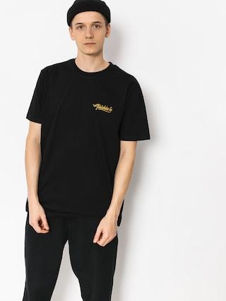 T-shirt Turbokolor Embroidery (black)