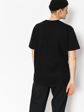 T-shirt Turbokolor Embroidery (black)