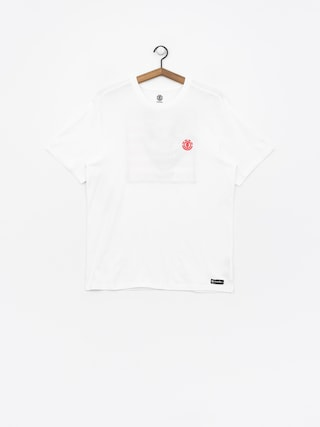T-shirt Element Kh Smile (optic white)