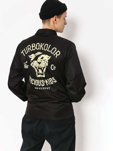 Kurtka Turbokolor Herald Vicious Kids (black)