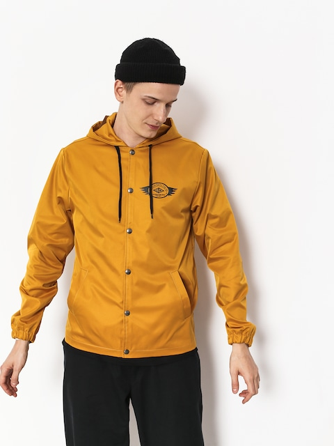 Kurtka Turbokolor Hooded Herlad (yellow)