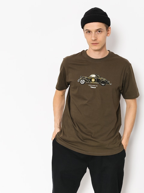 T-shirt Turbokolor Lincoln 38 (khaki)