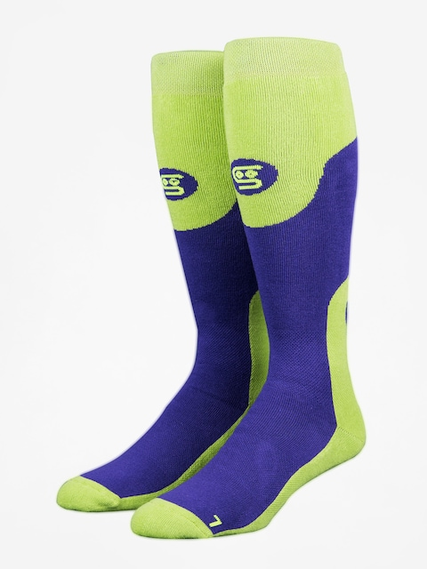 Skarpety Stinky Socks Purple Haze (purple/green)