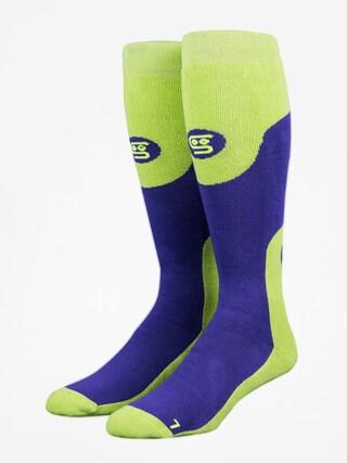 Skarpety Stinky Socks Purple Haze (purple/green)