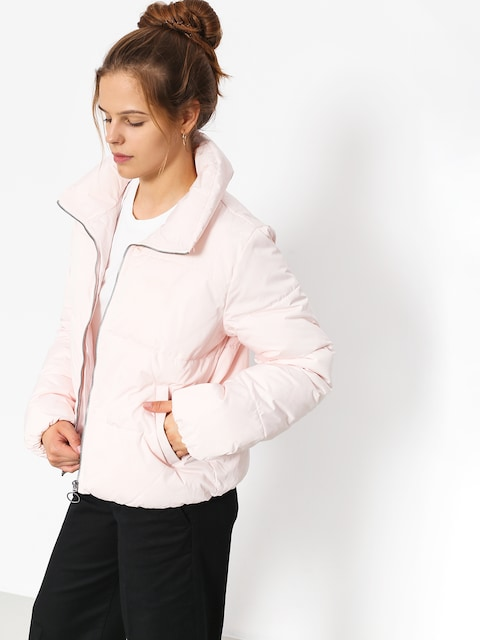 Kurtka Vans Foundry Puffer Wmn (heavenly pink)