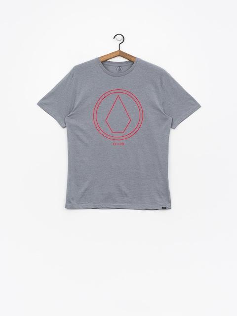 T-shirt Volcom Pinline Stone Hth (atb)