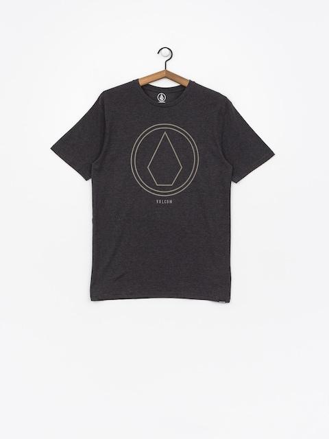 T-shirt Volcom Pinline Stone Hth (hbk)