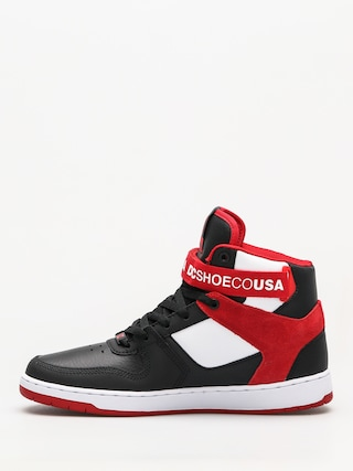Buty DC Pensford (black/white/red)