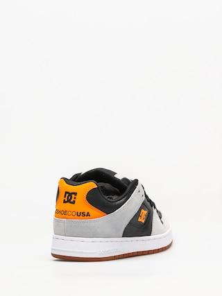 Buty DC Manteca (grey/black/orange)