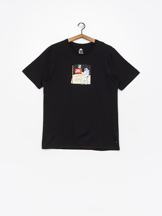 T-shirt Nike SB Sb Fake Landing (black)