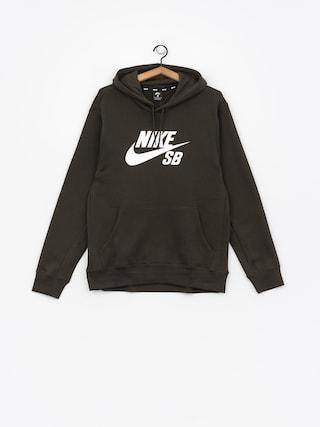 Bluza Nike SB Sb Icon (sequoia/white)