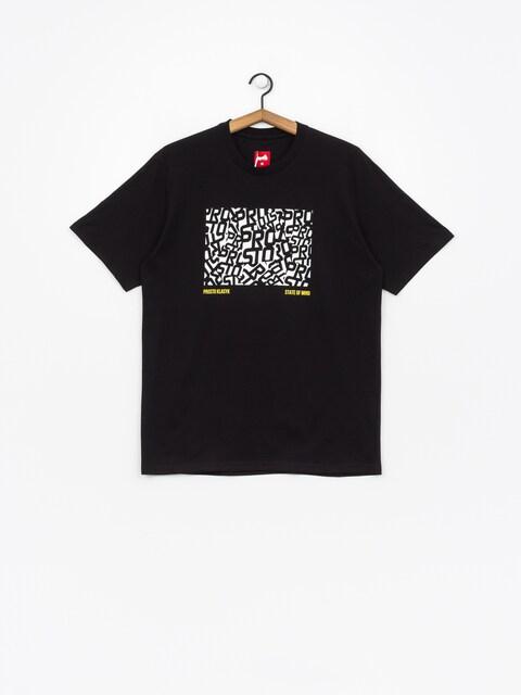 T-shirt Prosto Ofmind