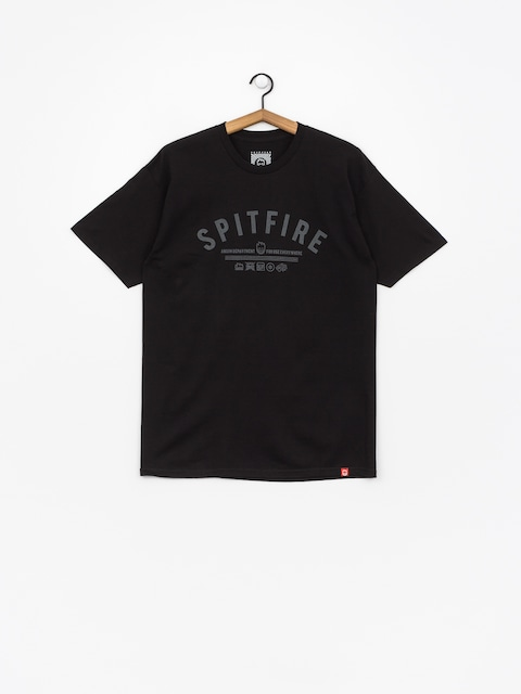T-shirt Spitfire Brn Division