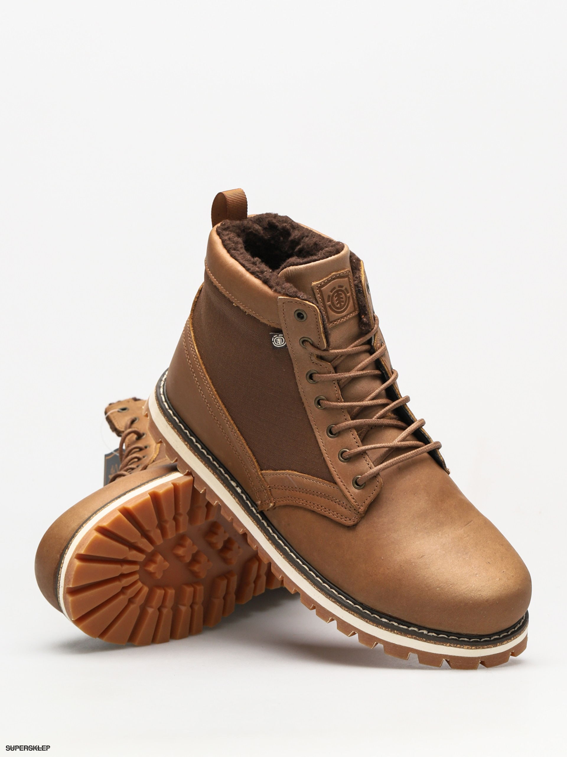 f3425e10459 Buty zimowe Element Seton Boot (walnut breen)