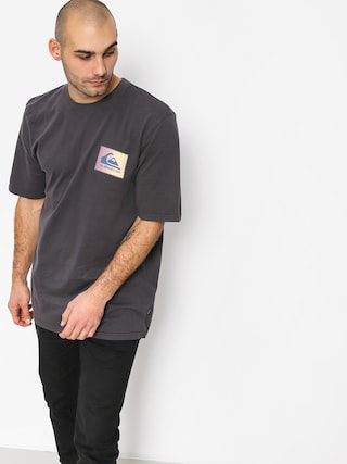 T-shirt Quiksilver Original Clapatc (tarmac)