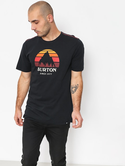 T-shirt Burton Underhill (true black)