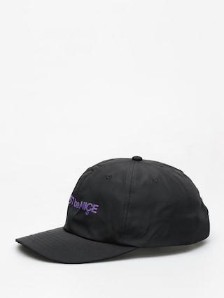 Czapka z daszkiem RipNDip Mbn ZD (black)