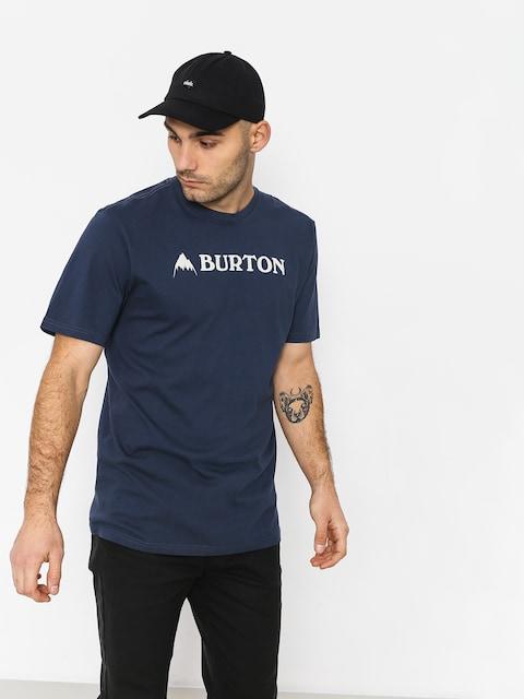 T-shirt Burton Horizntl Mtn (mood indigo)