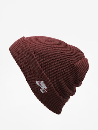 Czapka zimowa Nike SB Sb Fisherman Beanie (burgundy crush/gunsmoke)