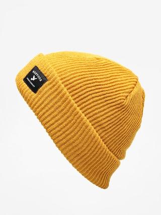 Czapka zimowa Nervous Brand (mustard)