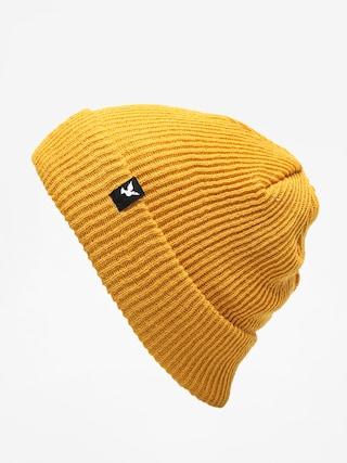 Czapka zimowa Nervous Icon (mustard)