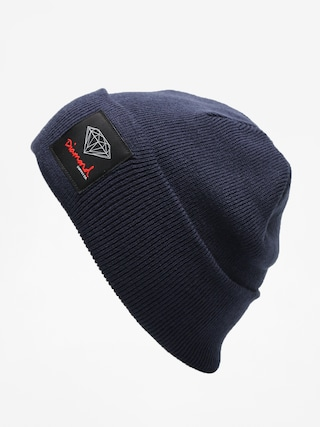 Czapka zimowa Diamond Supply Co. Og Sign Beanie (navy)