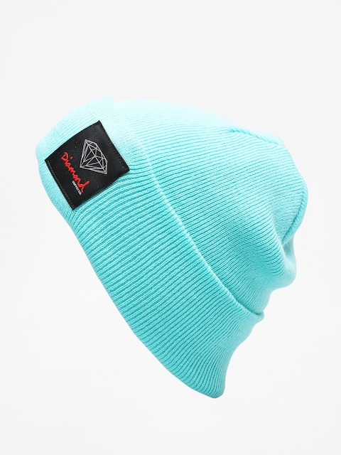 Czapka zimowa Diamond Supply Co. Og Sign Beanie (diamond blue)