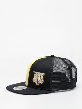 Czapka z daszkiem Level Cap Level (black yellow)