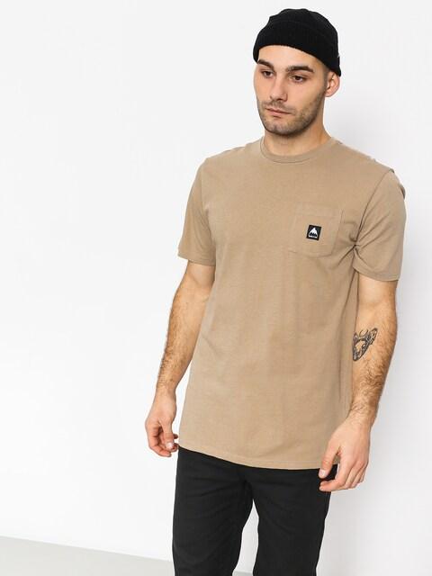 T-shirt Burton Colfax (dune)