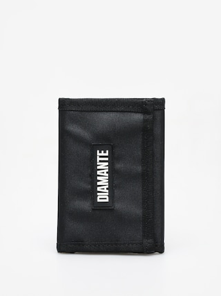 Portfel Diamante Wear Logo Black (black)