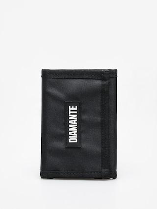 Portfel Diamante Wear Logo Black (black)