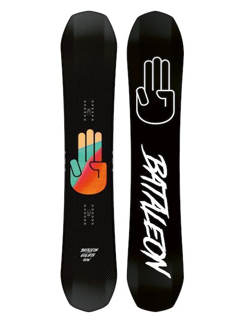 Deska snowboardowa Bataleon Goliath Wide (black/white)