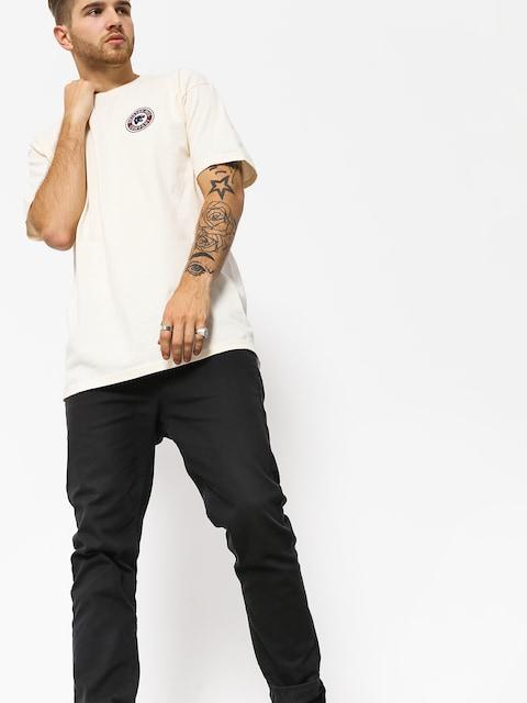 T-shirt Brixton Forte II Stt (off white)