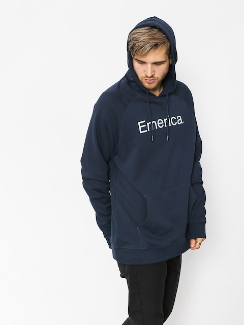 Bluza z kapturem Emerica Purity HD (navy)