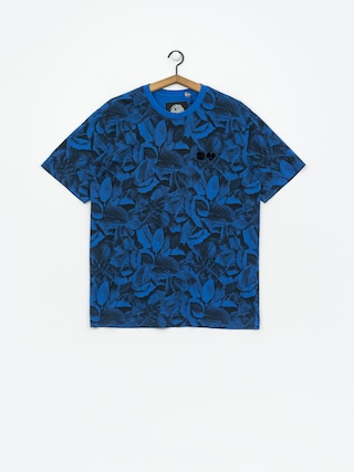 T-shirt Element Griffin Leaf Camo (royal blue)