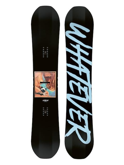 Deska snowboardowa Bataleon Whatever Wide (black/blue)