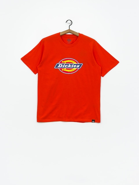 T-shirt Dickies Horseshoe (orange)