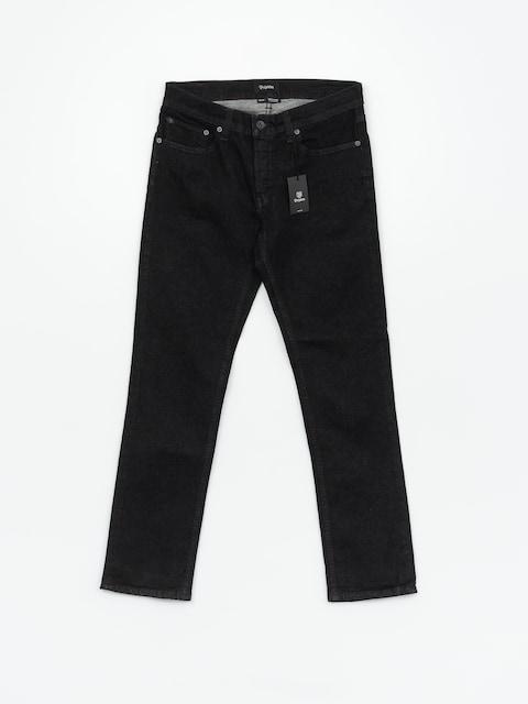Spodnie Brixton Reserve 5 Pkt Denim (black)