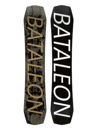 Deska snowboardowa Bataleon Global Warmer (black/white)