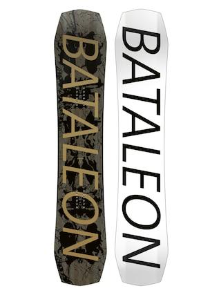 Deska snowboardowa Bataleon Global Warmer (white/black)