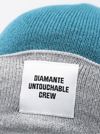 Czapka zimowa Diamante Wear Untouchable Crew (teal/grey)