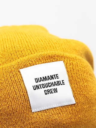 Czapka zimowa Diamante Wear Untouchable Crew (honey)