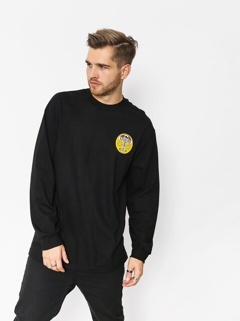 Longsleeve Emerica Cryptic (black)